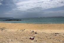 Uppama Beach, Nakijin-son, Japan