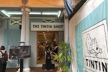 The Tintin Shop, Singapore, Singapore