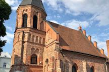 St. Gertrude's Church, Kaunas, Lithuania