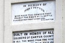 Veterans' Monument, Elizabethton, United States