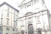 Chiesa di Santa Maria alla Porta, Milan, Italy