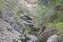 Canyon Cote d'Azur, Puy-Saint-Pierre, France