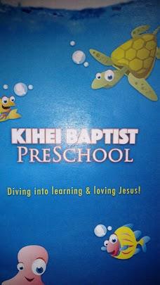 Kihei Baptist Preschool maui hawaii