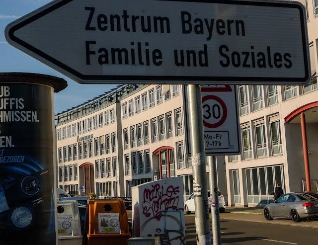 Zentrum Bayern Familie und Soziales, Regionalstelle Mittelfranken