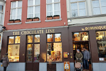 The Chocolate Line Bruges, Bruges, Belgium