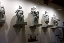 Museo della Seconda Guerra Mondiale del Fiume Po, Felonica, Italy