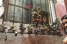 The Alley Of The Kiss, Guanajuato, Mexico