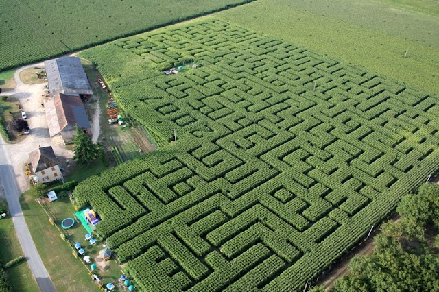 Le Labyrinthe de l'Ermite