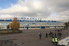 Аэропорт  Pavlodar PWQ