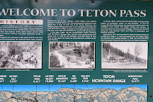 Teton Pass, Teton Village, United States