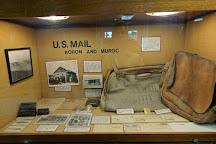Twenty Mule Team Museum, Boron, United States