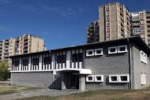 The National Gallery of Kosovo, Pristina, Kosovo