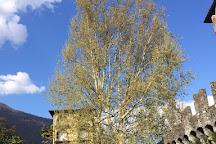 Visconteo Castle, Locarno, Switzerland