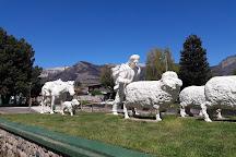 Monumento al Ovejero, Coyhaique, Chile