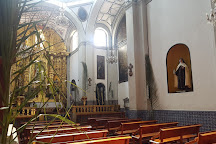 Ex-Convento del Carmen, Mexico City, Mexico