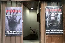 Fobia Escape Room, Budapest, Hungary