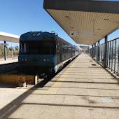 Железнодорожная станция  Lagos