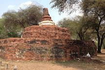 Wat Worrachettharam, Ayutthaya, Thailand