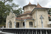 Asokaramaya Buddhist Temple, Colombo, Sri Lanka