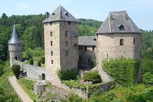 Chateau de Reinhardstein, Ovifat, Belgium