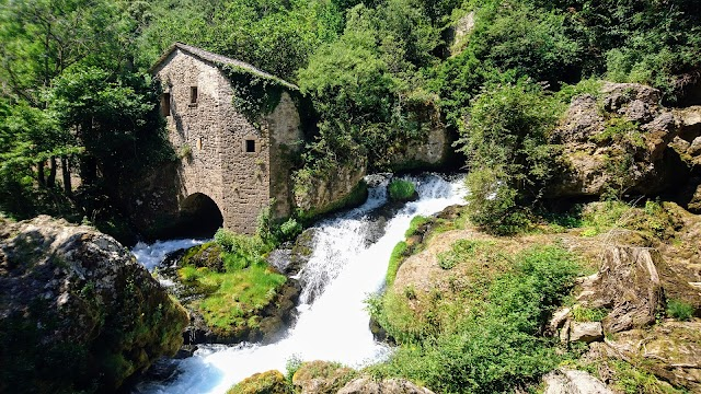 Les Moulins de la Foux