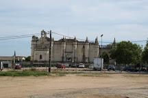 Ermida de Sao Miguel, Evora, Portugal