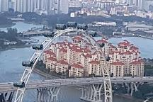 Benjamin Sheares Bridge, Singapore, Singapore