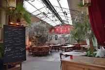 La Bellevilloise Bar, Paris, France