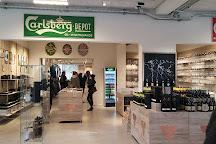 Visit Carlsberg Brand Store, Copenhagen, Denmark