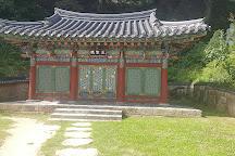 Buseoksa Temple, Yeongju, South Korea