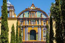 Santa Ana Zegache Church, Santa Ana Zegache, Mexico