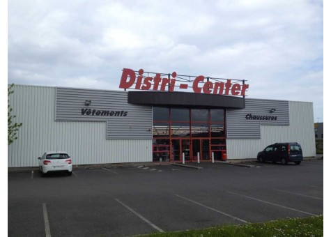 Magasin DistriCenter Étables-sur-Mer