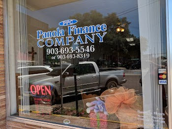 Panola Finance Co Payday Loans Picture