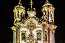 Church of Sao Francisco de Assis, Ouro Preto, Brazil