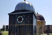 Jewish Cemetery, Chernivtsi, Ukraine