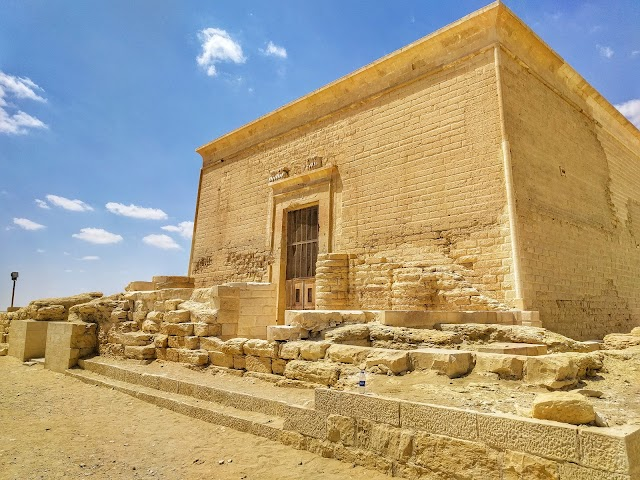 Palace Of Qaroun