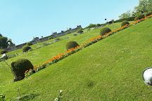 Chashme Shahi Gardens, Srinagar, India