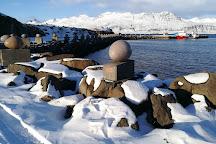 Eggin i Gledivik, Djupivogur, Iceland