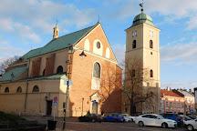 Kosciol Sw. Wojciecha i Stanislawa, Rzeszow, Poland