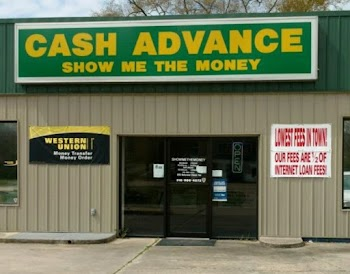 Show Me the Money Payday Loans Picture