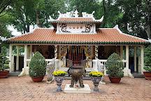 Tao Dan Park, Ho Chi Minh City, Vietnam