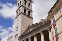 Santa Maria sopra Minerva, Assisi, Italy
