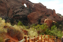 Partition Arch, Arches National Park, United States