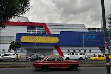 Supercines, Quito, Ecuador