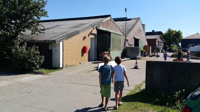 Kampeerboerderij Straat-Hof