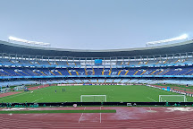 Salt Lake Stadium, Kolkata (Calcutta), India