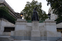 King George VI & Queen Elizabeth Memorial, London, United Kingdom