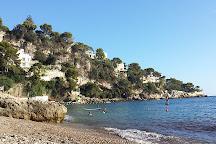 Plage Mala, Cap d'Ail, France