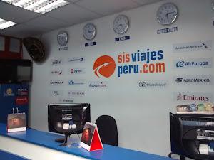 Sistemas de Viajes PERU 0