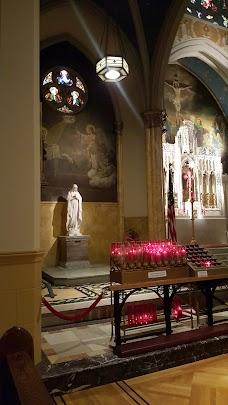 St. Malachy's The Actors' Church new-york-city USA